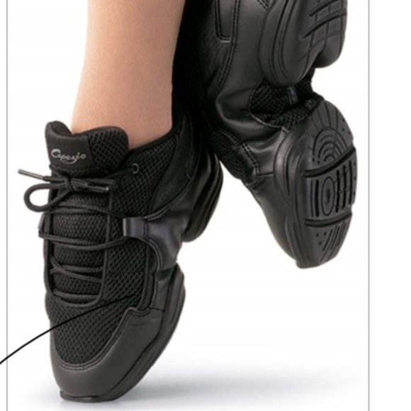 Capezio Fierce Dance Sneaker Ladies Jazz Hiphop